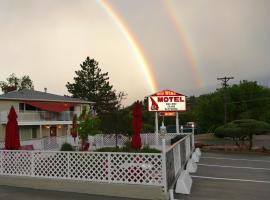 Red Wing Motel, motel in Manitou Springs