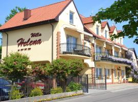 Willa Helena – hotel w pobliżu miejsca Hala Sportowa w Łebie