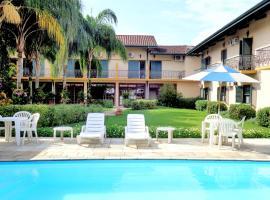 Pousada Villa Harmonia, accessible hotel in Paraty