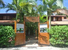 Caraguata Pousada, hotel in Ilha do Mel