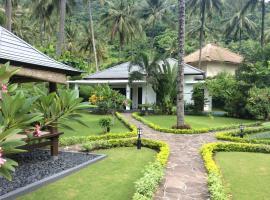 Villa Tujuh, villa in Senggigi