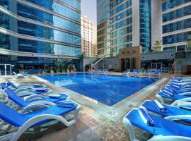 Ghaya Grand Hotel & Apartments, appartement à Dubaï