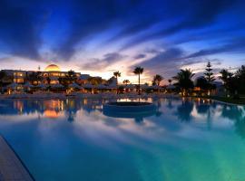 Djerba Plaza Thalasso & Spa, отель в Мидуне
