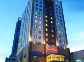Hilton Garden Inn Panama City Downtown, hotel in Panama City