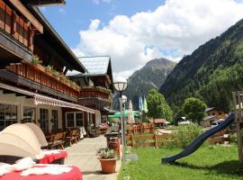 Alpenhotel Widderstein, hotel in Mittelberg