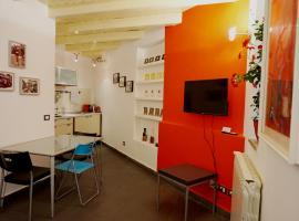 Studio Apartment Vicolo Lavandai, self-catering accommodation in Milan