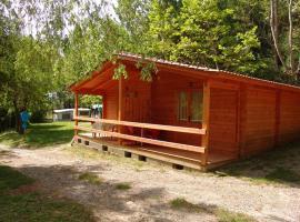 Camping Ribera del Ara, camping in Fiscal