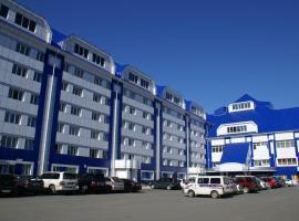 Horizont Hotel, hotel in Nakhodka