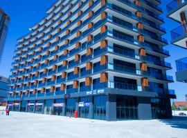 Euphoria Apartments & Residence, апартаменты/квартира в Батуми