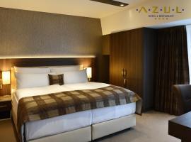 AZUL Hotel & Restaurant Partizánske, hotel v destinaci Partizánske