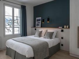 Le Génépy - Appart'hôtel de Charme, hotel in Chamonix