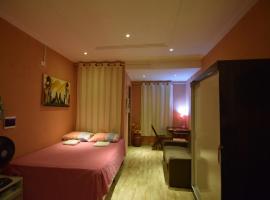 Flat da Esmeralda, apartment in Canoa Quebrada