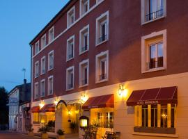 Hotel Berneron, hotel in Vallon-Pont-d'Arc