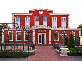 Lite Hotel Волгоград, отель в Волгограде, рядом находится Дом Павлова