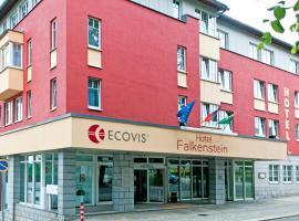 Hotel Falkenstein, hotel near Dam Pöhl, Falkenstein