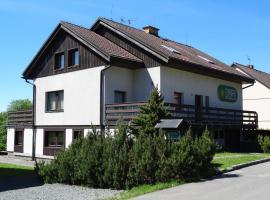 Pension Arnika, hotel near F Teleskop-Tréninková, Deštné v Orlických horách