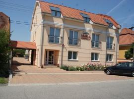 Mara Apartman, hotel a Sárvári Gyógy-és Wellnessfürdő környékén Sárváron