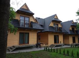 Sebahouse – hotel w pobliżu miejsca Harenda w Zakopanem
