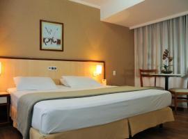 Inter Plaza Hotel, hotel em Sorocaba