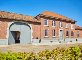 Wellness B&B De Zevenslaper, Ferienhaus in Geetbets