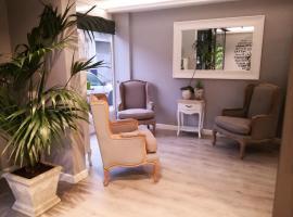 Hotel Ribeira Sacra, hotel in Monforte de Lemos