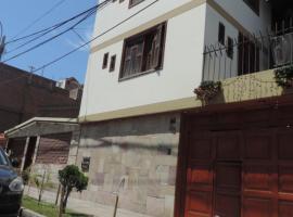 Departamento Para Turistas, hotel near Church and Convent of San Francisco, Lima
