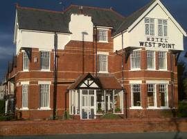 West Point Hotel Bed and Breakfast, hotel in Colwyn Bay