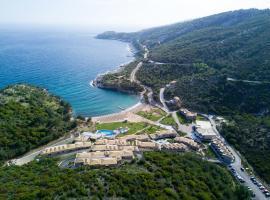 Thassos Grand Resort, resort in Alyki