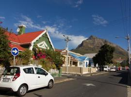 African Heart Backpackers, hostel in Cape Town