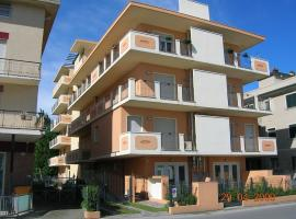 Residence Maryel, residence a Rimini