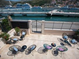 Bova Luxury Rooms, hotel with pools in Dubrovnik