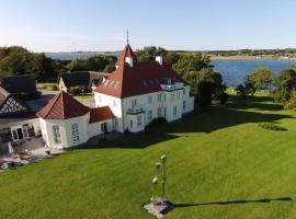 Gl. Avernæs Sinatur Hotel & Konference, hotel in Ebberup