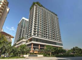 Acappella Suite Hotel, Shah Alam, hotel in Shah Alam