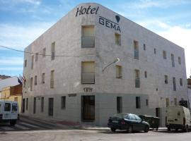Hotel Gema, hotel in Almadén