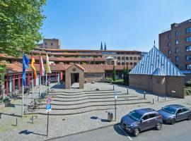 Maternushaus, accessible hotel in Cologne