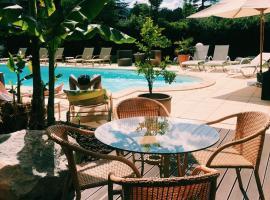 Hotel La Chaumette, hôtel à Privas