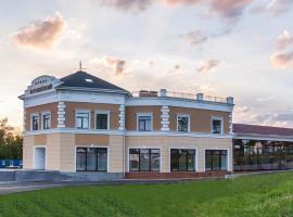 Отель Европейский, отель в городе Аксай