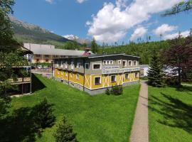 APLEND Apartmany Kamzík, hotel near Starý Smokovec-Hrebienok, Vysoké Tatry
