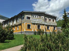 APLEND Apartmany Kamzík, hotel vo Vysokých Tatrách