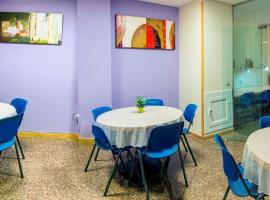 Residencia Sants, hostel in Barcelona