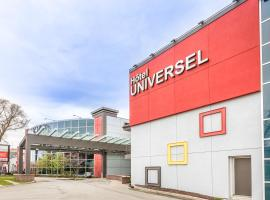 Hotel Universel, Hotel in Québec