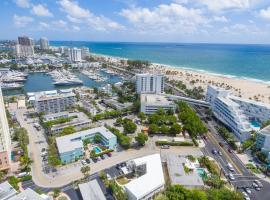 Sea Beach Plaza, motel in Fort Lauderdale