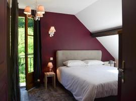 D'Tour Gourmand, accessible hotel in Toulouse-le-Château