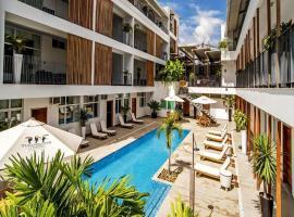 Tucan Suites Aparthotel Tarapoto, hotel with pools in Tarapoto