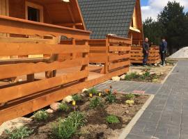 Słoneczna Przystań – dom wakacyjny w Sasinie