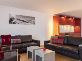 Elite Alpine Lodge - Apart & Breakfast, hotel near Alpin Express, Saas-Fee