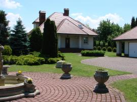 Exclusive Villa Yvonne, hotel in Sosnowiec