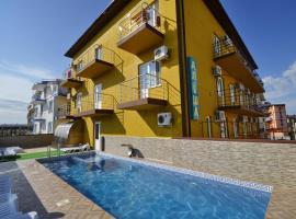 Guest House Alesha, pet-friendly hotel in Vityazevo