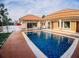The Legacy Huahin Pool Villa, hotel in Hua Hin