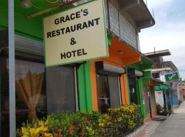 Grace's Hotel and Restaurant, hotel in Punta Gorda